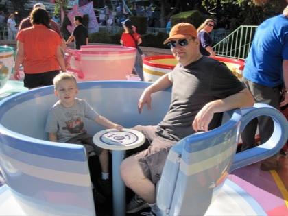 Disney 13--Teacups