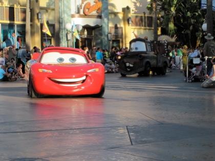 Disney 20 -- McQueen