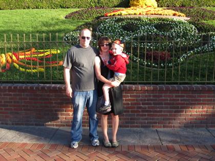 Disney 4--happy family