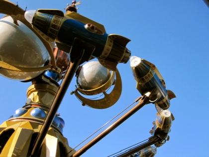 Disney 5--rocket ride