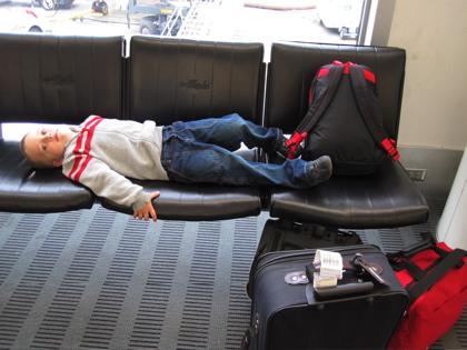 Disney--weary traveler